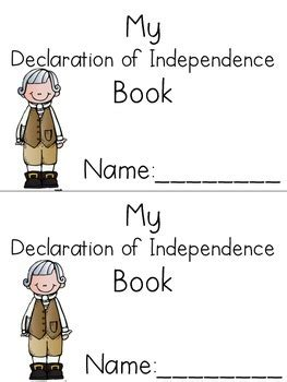 The declaration of independence summary essay